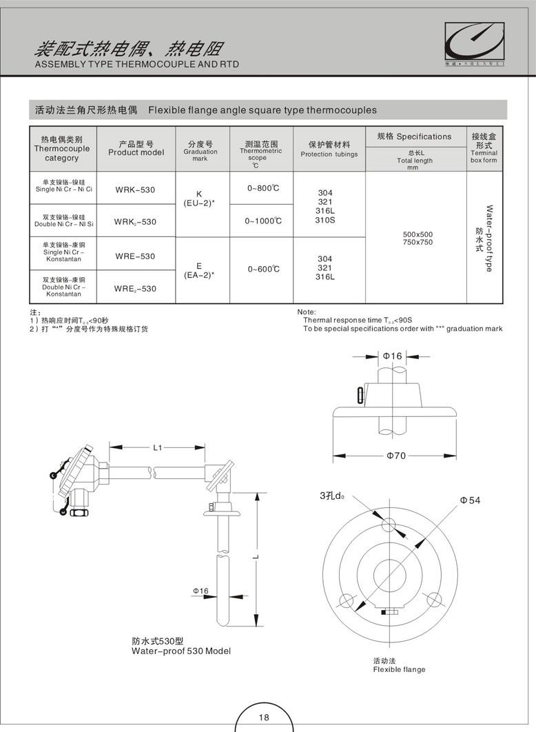 装配式热电偶(阻)(图5)