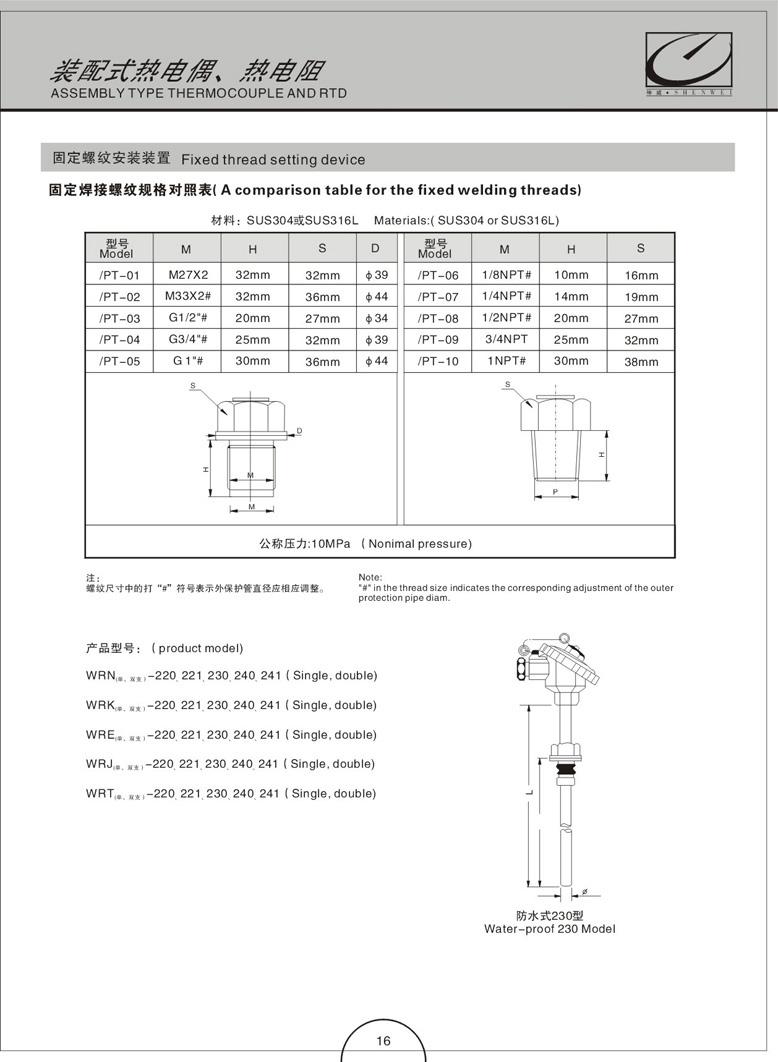 装配式热电偶(阻)(图4)
