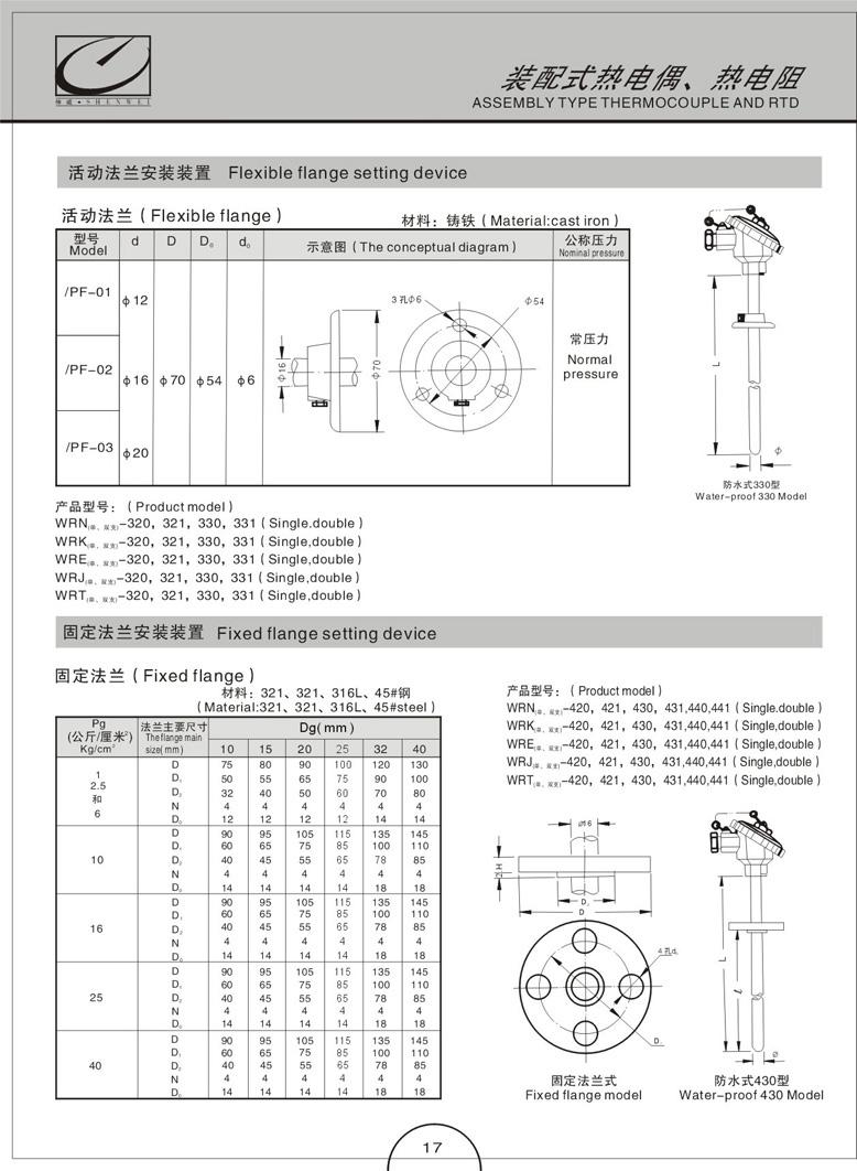 装配式热电偶(阻)(图6)